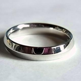 ティファニー(Tiffany & Co.)の美品 Tiffany&Co. ティファニーpt950リング指輪20号プラチナ(リング(指輪))