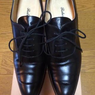 ドゥーズィエムクラス(DEUXIEME CLASSE)のロベールクレジュリー レースアップ(ローファー/革靴)