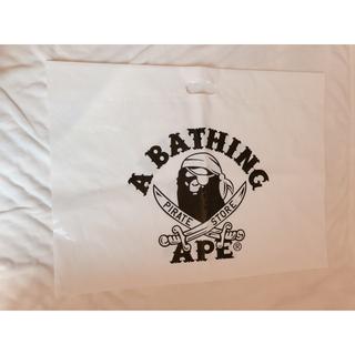 アベイシングエイプ(A BATHING APE)のアベイシングエイプ ショッパー特大(ショップ袋)