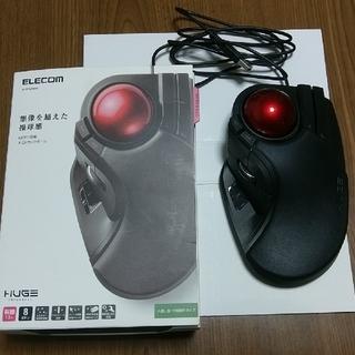 エレコム(ELECOM)のエレコム トラックボール M-HT1URBK (PC周辺機器)
