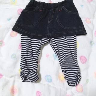 ベビー スカート 60-70(スカート)