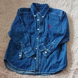 イーストボーイ(EASTBOY)のイーストボーイシャツ110、ユニセックス(その他)