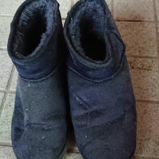 レディースムートン(ブーツ)