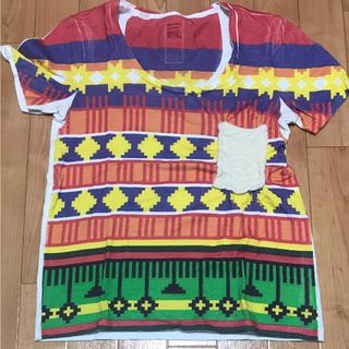 アッシュペーフランス(H.P.FRANCE)の【NOZOMI ISHIGURO】ノゾミイシグロ/Tシャツ(Tシャツ(半袖/袖なし))