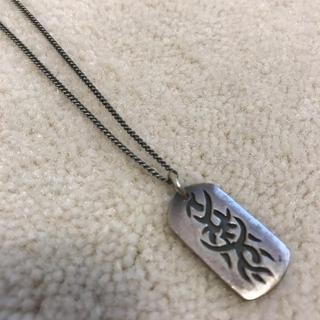 シルバー製☆ペンダント ネックレス(ネックレス)