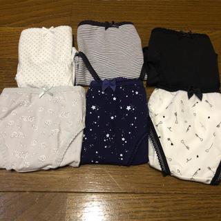 ジーユー(GU)の新品未使用☆ショーツ6枚セット(ショーツ)