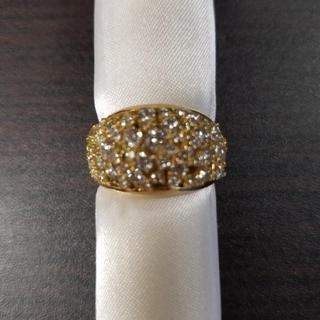 K18ダイヤモンドリング 2.0ct(リング(指輪))