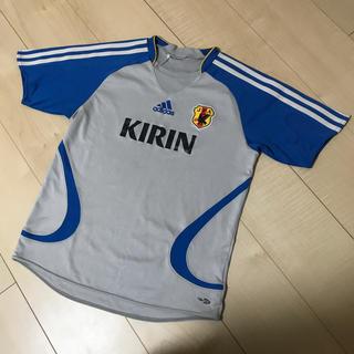 アディダス(adidas)のアディダスadidas日本代表Tシャツ 160(ウェア)