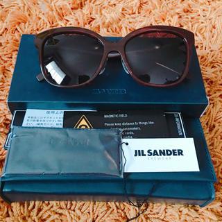 ジルサンダー(Jil Sander)の最終値下げJIL SANDER サングラス n様(サングラス/メガネ)