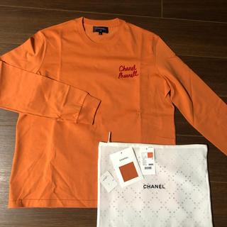 シャネル(CHANEL)のCHANEL ファレル 表参道購入 ロンT M(Tシャツ/カットソー(七分/長袖))