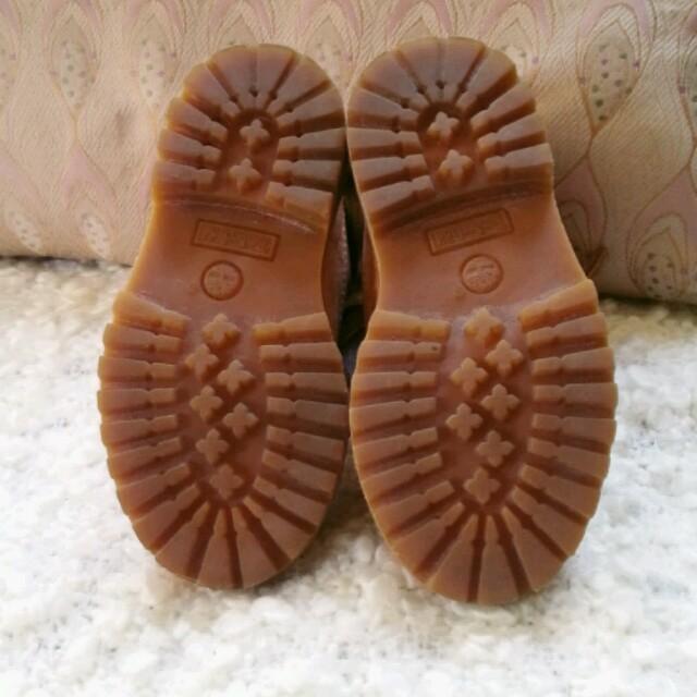 Timberland(ティンバーランド)の美品☆キッズ ティンバーランド ブーツ キッズ/ベビー/マタニティのキッズ靴/シューズ(15cm~)(その他)の商品写真