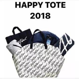 ダブルティー(WTW)のWTW HAPPY TOTE 2018 福袋 ハッピートート(サーフィン)