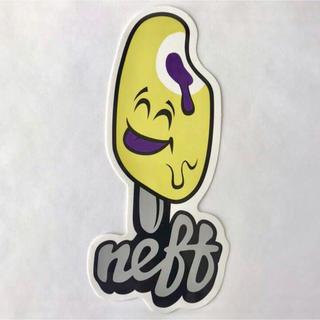 Neff - 新品未使用 neff ネフ アイス ステッカー シール スケボー スケートボード