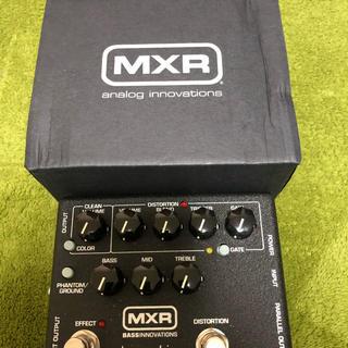 MXR BASS DI(ベースエフェクター)