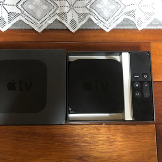 アップル(Apple)の 今だけ値下げ中 Apple TV(第4世代) 32GB(その他)