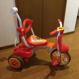 バンダイ(BANDAI)のアンパンマン 三輪車(三輪車)