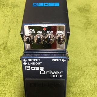 BOSS BB-1X Bass Driver(ベースエフェクター)