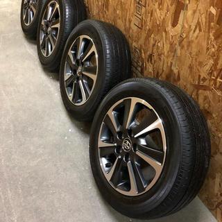 トヨタ 純正ホイール タイヤセット 16 インチ(タイヤ・ホイールセット)