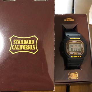 スタンダードカリフォルニア(STANDARD CALIFORNIA)のSTANDARD CALIFORNIA×G-SHOCK(腕時計(デジタル))