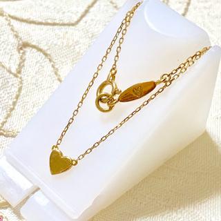 アーカー(AHKAH)のこりん様専用❣️アーカー k18 ハートの ネックレス(ネックレス)