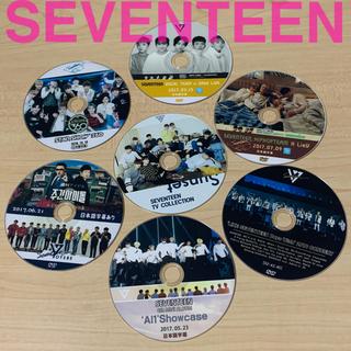 セブンティーン(SEVENTEEN)のSEVENTEEN DVDセット(K-POP/アジア)