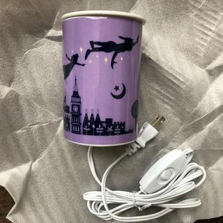 ディズニー(Disney)のアロマランプ ピーターパン(アロマポット/アロマランプ/芳香器)