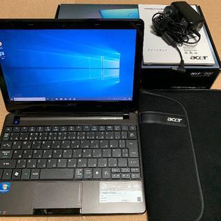 エイサー(Acer)の【小型ノートPC】Acer Aspire One 722(ノートPC)