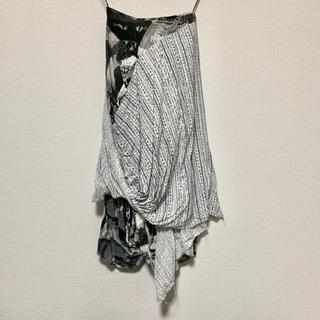 ヴィヴィアンウエストウッド(Vivienne Westwood)のVivienne Westwood パペット柄 エイトスカー(ロングスカート)