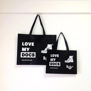 ドクターマーチン(Dr.Martens)のDr.Martens ドクターマーチン ショップ袋 ショッパー 新品 2枚(ショップ袋)