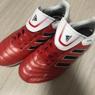 アディダス(adidas)の新品   22.5cm   アディダス  スパイク  早い者勝ち(シューズ)