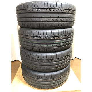 235/55R19 101Y ContiSportContact 5 4本セット(タイヤ)