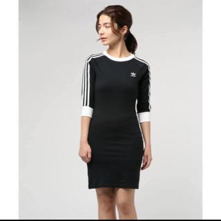 アディダス(adidas)の☆ 週末限定価格☆アディダスオリジナル 新品タグ付き🏷ワンピース(ミニワンピース)