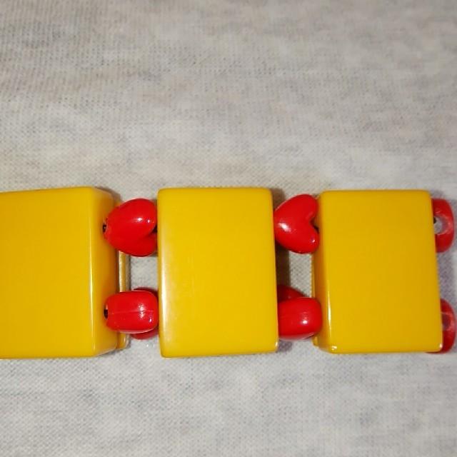 ベークライト麻雀牌ブレスレット エンタメ/ホビーのテーブルゲーム/ホビー(麻雀)の商品写真