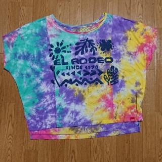 エルロデオ(EL RODEO)のELRODEO Tシャツ(Tシャツ(半袖/袖なし))