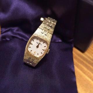 アガット(agete)のアガット時計 シェル盤(腕時計)