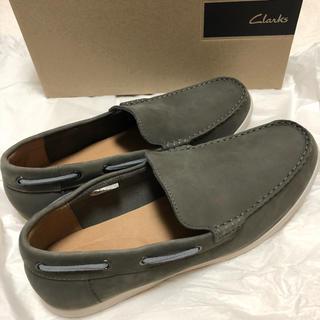 クラークス(Clarks)のクラークス メンズ靴  新品未使用☆(ローファー/革靴)