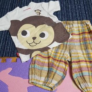 ムージョンジョン(mou jon jon)の80 Tシャツ、パンツセット(Tシャツ)