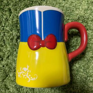 シラユキヒメ(白雪姫)のディズニー 白雪姫 マグカップ(グラス/カップ)