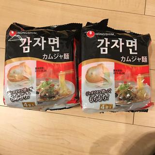カムジャ麺(麺類)