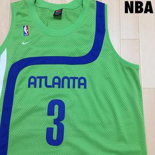 ナイキ(NIKE)の#3599 NBA アトランタ ホークス HAWKS シャリーフ ユニフォーム(タンクトップ)
