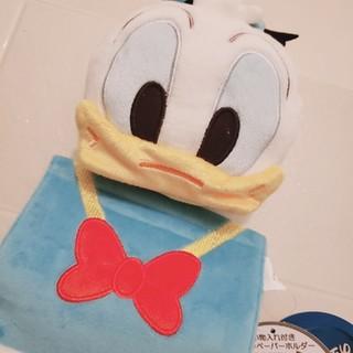 ディズニー(Disney)のトイレットペーパーホルダー(トイレ収納)