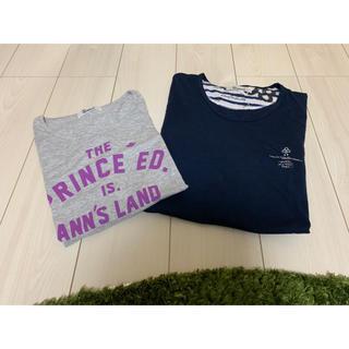 オールオーディナリーズ(ALL ORDINARIES)のALL ORDINARIES Tシャツ セット(Tシャツ(半袖/袖なし))