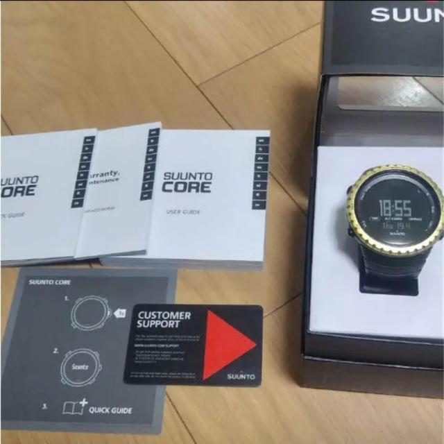 SUUNTO(スント)のスント コア メンズの時計(腕時計(デジタル))の商品写真