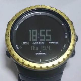 スント(SUUNTO)のスント コア(腕時計(デジタル))