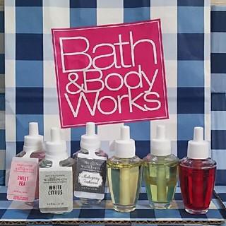 バスアンドボディーワークス(Bath & Body Works)のはるまき様専用 バスアンドボディワークス ウォールフラワー リフィルセット(アロマオイル)
