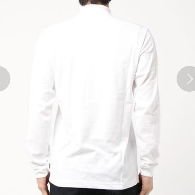 adidas(アディダス)の新品★アディダス★タートルネック★M メンズのトップス(Tシャツ/カットソー(七分/長袖))の商品写真