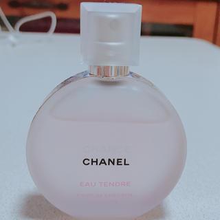 シャネル(CHANEL)のシャネルCHANEL チャンス オー タンドゥル ヘアミスト 残量8割 香水(ヘアウォーター/ヘアミスト)