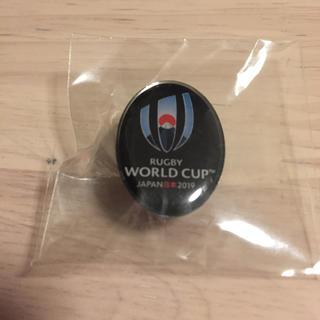新品☆ラグビー ワールドカップ バッジ(記念品/関連グッズ)