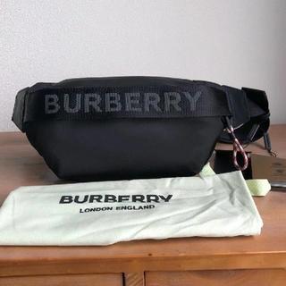 バーバリー(BURBERRY)のBURBERRY ウェストポーチ ボディーバッグ(ウエストポーチ)