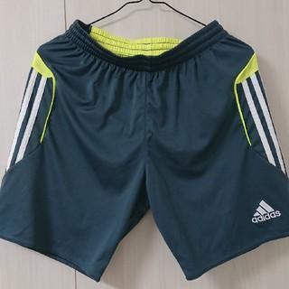 アディダス(adidas)のアディダスサッカーショーツ(ウェア)